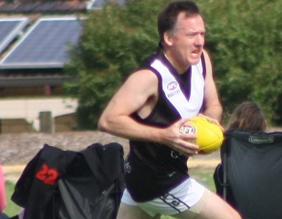 Geoff 'Wally' Ahearn